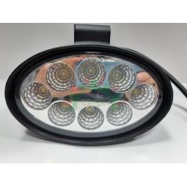 LAMPA ROBOCZA 8-LED OWAL