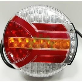 Lampa zespolona diodowa tylna